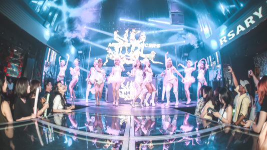 【club evoL1st.Anniversary】(2018.06.30)